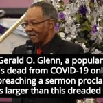 Virginia Pastor Dies Of COVID-19 After Minimizing Virus In March Sermon