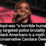 Conservative Candace Owens Promotes White Supremacy For Fun And Profit
