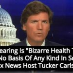 Tucker Carlson Claims Mask-Wearing Has No Basis In Science